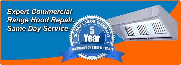 Range Hood Repair Appliance Repair Los Angeles