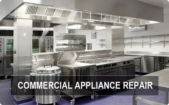 Home Appliance Repair Commercial Appliance Repair
