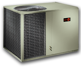 Packaged unit system repair heating and cooling