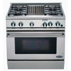 DCS range stove repair service company