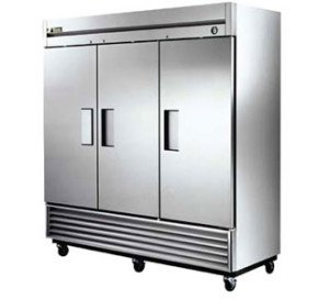 Commercial refrigerator true repair