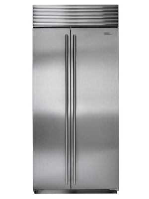 subzero 300 series refrigerator and icemaker
