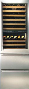 sub zero 427 wine cooler repair