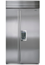 Download free pdf for wolf sub-zero 685 refrigerator manual.