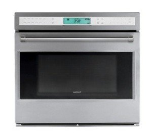 Oven repair Wolf e-series