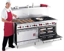Commercial Stove repair in Los Angeles 1