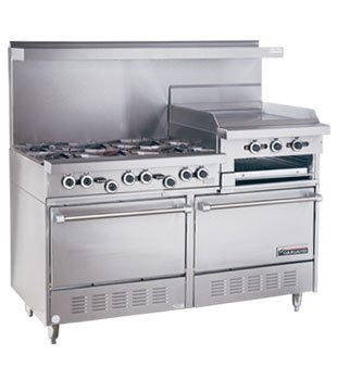 Commercial Stove repair services