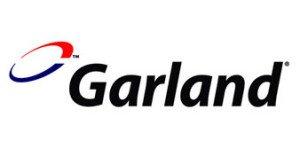 Garland oven range appliance logo