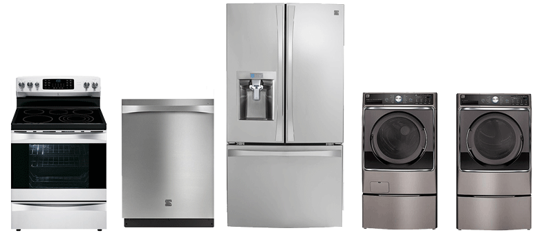 kenmore appliance repair and service