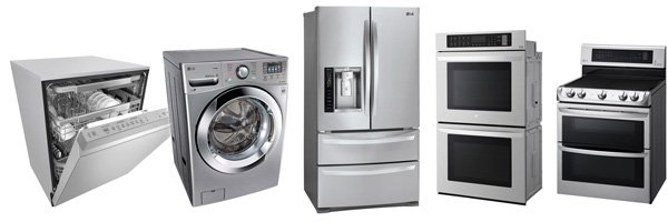 lg appliance repair set
